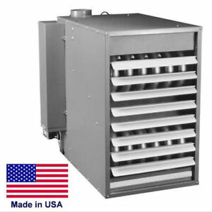 Unit Heater Commercial industrial Fan Forced Natural Gas 400 000 Btu