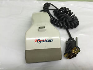 Opticon Barcode Scanner Opt 1125 rs232c