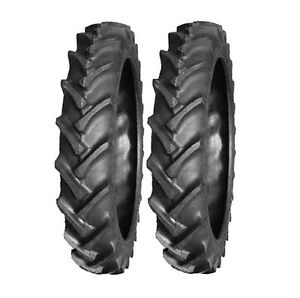 2 New 13 6 26 Speedways Tires Tubes Rear Farm Tractor Free Shipping 271829