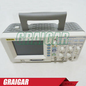 New Rigol Ds1102d Dual Digital Storage Oscilloscope 100mhz With 16 channel