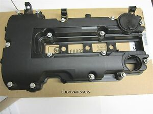 Oem 2011 2016 Cruze Sonic Trax Encore Buick Gm 1 4l Valve Cover W Seal 25198874