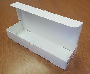 1000 Count White Business Card Boxes Quantity 500