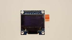 0 96 blue Oled Module New 128x64 Oled Lcd Led Display Module For Arduino Usa