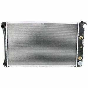 New 1980 1990 Fits Chevrolet Caprice Radiator V8 With 28 1 4 In Core Gm3010319