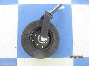 Bush Hog Rotary Cutter Heavy Duty Bearing Style Wheel1 1 2 Post Heavy Duty