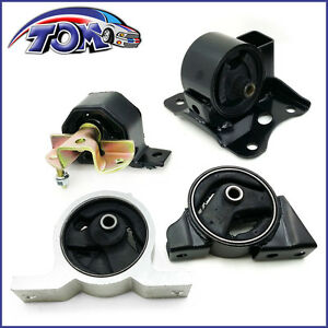Brand New Engine And Transmission Motor Mounts For 00 06 Sentra 1 8l Automatic