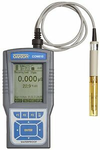 Oakton Waterproof Portable Con 610 Conductivity tds Meter With Conductivity L76