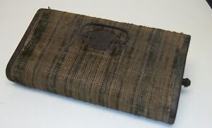 Vintage Clark No 11b Foot Warmer For Carriage Sleigh Model T Ford And More