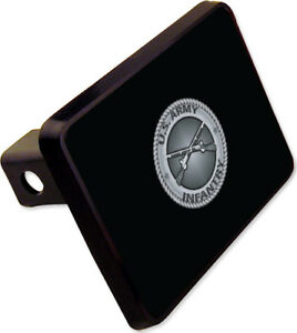 U S Army Infantry Trailer Hitch Cover Plug Funny Novelty