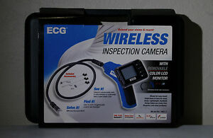 Ecg Wireless Inspection Camera Wic 1
