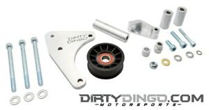 Dirty Dingo Billet Low Mount Alternator Bracket 1998 02 Camaro firebird Ls1