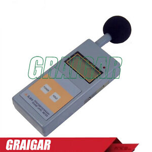 Sl5816 Digital Lcd Sound Noise Level Meter Decibel Monitor Tester Sl 5816