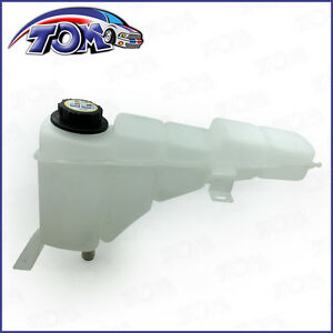 Brand New Engine Coolant Overflow Tank For 99 05 Ford F 250 F 350 F 450 F 550