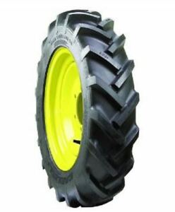 2 New Carlisle 11 2 24 Ford Farm Specialist Hd Rear Tractor Tires Free Shipping