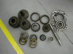 Muncie M20 M21 M22 Lot Of Parts Gears Rebuilding Used Camaro Nova Chevelle Chevy