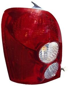 For 2002 2003 Mazda Protege Hatch Back Tail Light Taillamp Driver Side