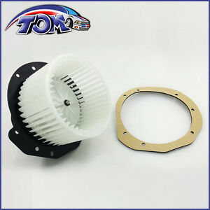 Hvac Heater Blower Motor Fan Cage For Bronco F150 F250 F350 F450 Pickup Truck