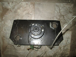 Triumph Spitfire Spitfire 1500 Original Heater Core Box Blower Motor Assembly