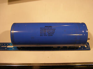3188gn602t400xpa2 Capacitor 400vdc 6000uf Philips bc 60 Day Warranty free Ship