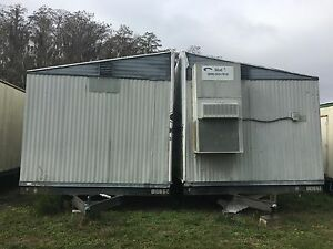 24x40 Double Wide Modular Mobile Office classroom job Site Construction Trailer
