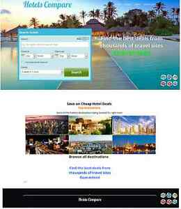 Fully Automated Travel Flight Website Business Installing Include