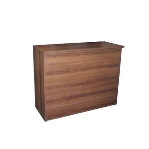 Pos Cherry Wrap Counter 48 l X 20 d X 38 h