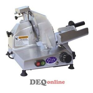 Globe C9 C series Compact Manual Slicer Nsf Certified 9 Blade