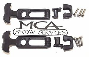 Snowex Western Boss Buyers Spreader Lid Strap Kit D6105 75612 Tgs05833 Wj215