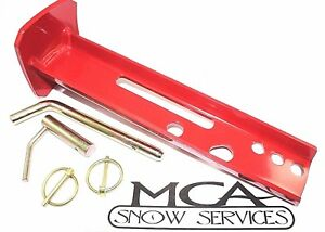 Western Snow Plow Stand Uni Mount Stand Kit 61353 93034 93033 93042