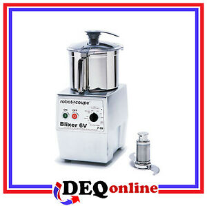 Robot Coupe Blixer 6v Healthcare Facility Blender Mixer