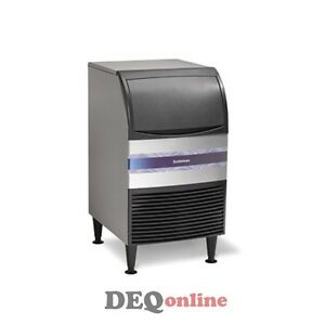 Scotsman Cu0920ma 1 Undercounter Ice Maker W Bin up To 100 Lbs A Day