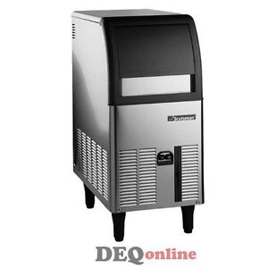 Scotsman Cu0515ga 1 Undercounter Ice Maker W Bin up To 70 Lbs A Day