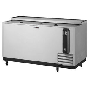 Turbo Air Tbc 65sd n6 Stainless Steel Beer Bottle Bar Cooler