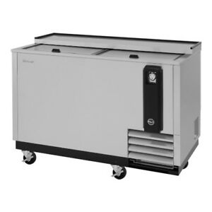 Turbo Air Tbc 50sd Stainless Steel Beer Bottle Bar Cooler