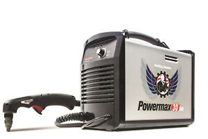 Hypertherm Powermax 30 Air Plasma Cutter 088096 W Built in Air Compressor