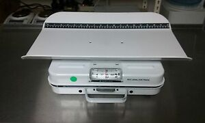 Health o meter Mechanical Pediatric Scale 386kgs 01