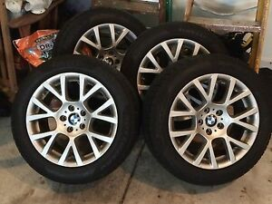 Bmw Snow Tires And Wheels