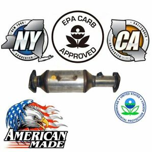 California Ny State Approved Catalytic Converter Fits Accord 98 02