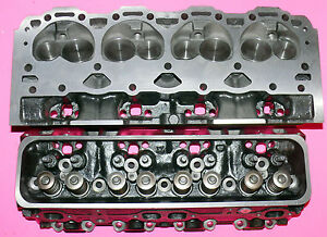 2 New Gm Gmc Chevy Escalade Suburban Vortec 5 7 350 906 062 Cylinder Heads 96 02