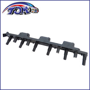 Brand New Ignition Coil Pack For Jeep Grand Cherokee Wrangler 4 0l