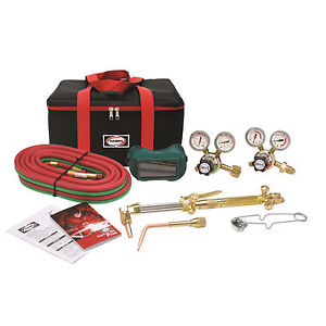 Harris Hmd Medium Duty Ironworker 510 Oxy Acetylene Cutting Torch Kit 4400366