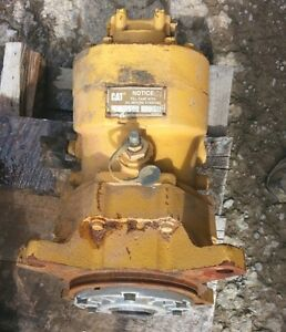 Caterpillar 6e3516 Travel Traction Motor 963b Cat Nashville Tn