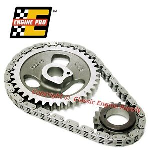 New Timing Chain Gear Set Fits Buick 364 401 425 V8 Engines