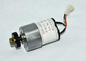 Hyosung Atm Machine Cdu Lower Drive Motor 24v 3550 gd30 1400 1420 1500 1520