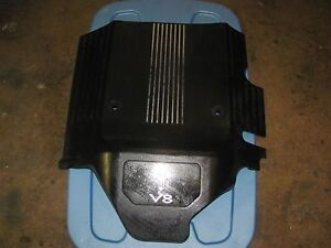 2003 2004 2005 2006 Lincoln Ls V8 Engine Cover 3w43 6a949 ad
