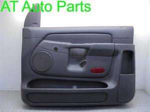 2003 Dodge Ram 1500 Passenger Front Manual Door Trim