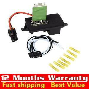 A C Blower Motor Resistor Wire Harness For 1999 06 Chevrolet Silverado 1500 2500