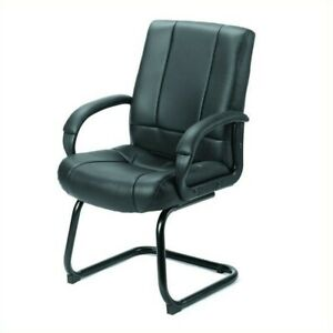 Boss Office Products Caressoft Cantilever Base Guest Chair