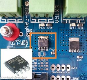 Irf7413 Mosfet Replace Missing Fet 6 Mightyboard Ctc replicator Clone 3d Printer