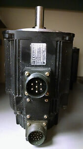 Used Servo Motor From A Busellato Jet 6000 Xl Cnc Router